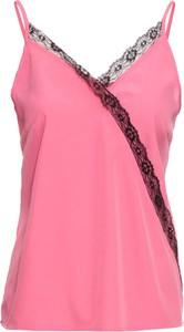 Różowy top bonprix RAINBOW
