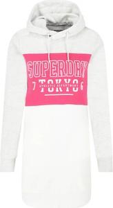 Sukienka Superdry prosta
