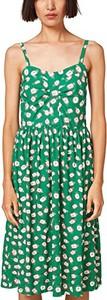 Zielona sukienka edc by Esprit