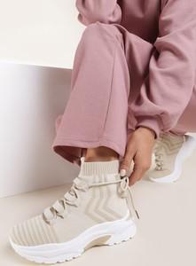 Buty sportowe Renee z zamszu sznurowane