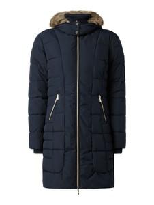 Granatowy płaszcz Jake*s Collection