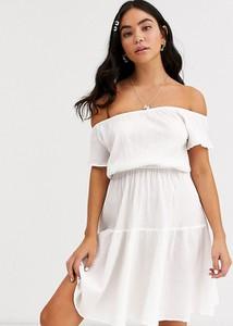 Sukienka Glamorous z krótkim rękawem mini