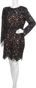Sukienka Portmans z okrągłym dekoltem mini
