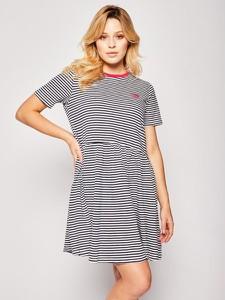 Sukienka Tommy Jeans sportowa w stylu casual mini