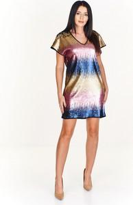 d8d073b7d36b7a cekinowe sukienki - stylowo i modnie z Allani