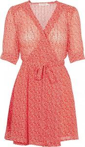 Sukienka See u Soon z krótkim rękawem mini w stylu casual