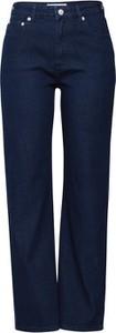 Jeansy EDITED z jeansu