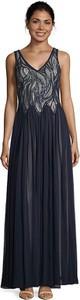 Sukienka Vera Mont bez rękawów z dekoltem w kształcie litery v