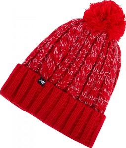 Czerwona czapka New Balance