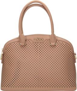 Brązowa torebka NOBO średnia do ręki
