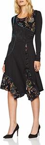 Sukienka amazon.de z długim rękawem midi