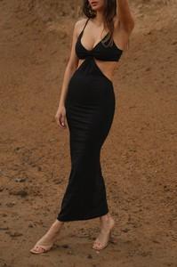 Sukienka Chiara Wear z bawełny na ramiączkach