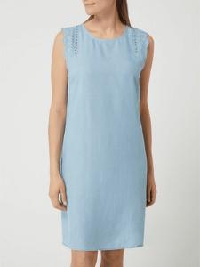 Sukienka Esprit prosta mini bez rękawów
