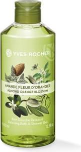Yves Rocher Relaksujący żel pod prysznic i do kąpieli Migdał & Kwiat pomarańczy