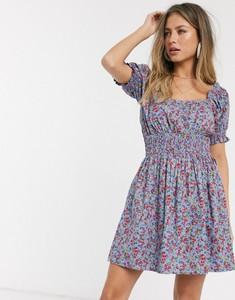 Sukienka Asos z bawełny oversize