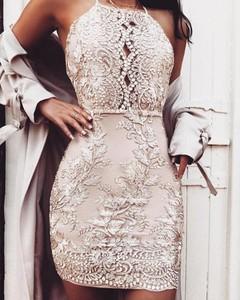 Sukienka Kendallme mini z długim rękawem