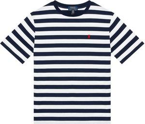 Koszulka dziecięca POLO RALPH LAUREN z bawełny dla chłopców