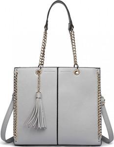b73c71a352650 popielate torebki damskie - stylowo i modnie z Allani
