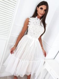 Sukienka Infinityfashion.pl z szyfonu