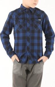 Koszula dziecięca Diesel z bawełny