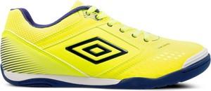 Żółte buty sportowe Umbro sznurowane