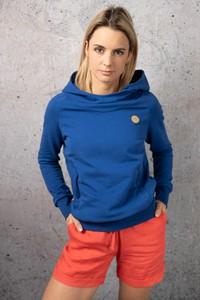 Niebieska bluza Nessi Sportswear z bawełny