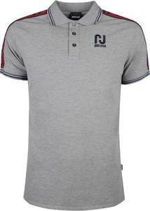 Koszulka polo ubierzsie.com z bawełny z krótkim rękawem