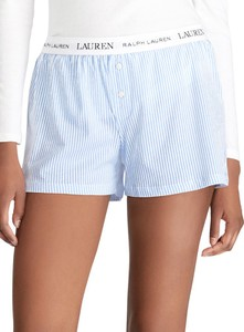 Niebieskie szorty Ralph Lauren w stylu casual