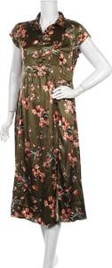 Sukienka LTB z krótkim rękawem