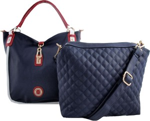Niebieska torebka Monnari w wakacyjnym stylu