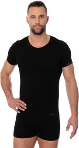 Bezszwowa koszulka męska Brubeck Comfort Cotton SS00990