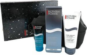 Biotherm, Soothing Balm Alcohol Free After-Shave For Dry Skin 100 ml+ Aquafitness Shower Gel 40 ml, zestaw kosmetyków