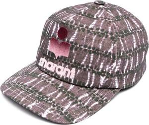 Różowa czapka Isabel Marant