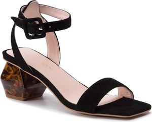 Sandały L37 na obcasie w stylu casual na średnim obcasie