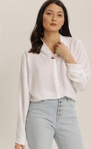 Bluzka Renee z dekoltem w kształcie litery v
