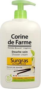 Corine de Farme, HBV, kremowy żel pod prysznic, ultranawilżający, Wanilia, 750 ml