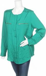 Zielona koszula Premise z długim rękawem