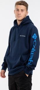 Niebieska bluza Columbia