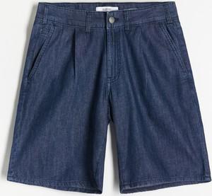 Spodenki Reserved z jeansu w stylu casual