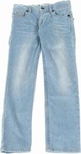 Niebieskie jeansy dziecięce American Outfitters