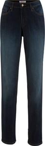 Niebieskie jeansy bonprix John Baner JEANSWEAR