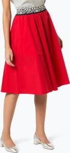 Czerwona spódnica Drykorn midi
