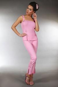 d4b59edc49 komplety damskie ze spodniami - stylowo i modnie z Allani