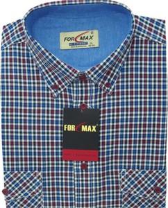 Koszula Formax z bawełny z klasycznym kołnierzykiem