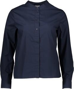 Niebieska bluzka Marc O'Polo DENIM z bawełny