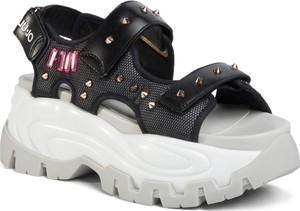 Czarne sandały Liu-Jo