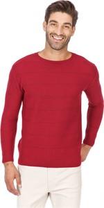 Sweter Lanieri Fashion z wełny w stylu casual