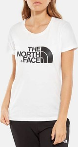 T-shirt The North Face z krótkim rękawem z okrągłym dekoltem