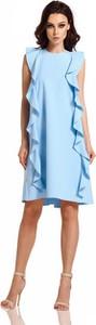 Niebieska sukienka Lemoniade