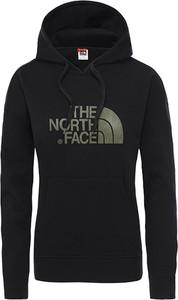 Bluza The North Face z plaru krótka